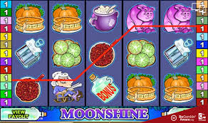 Moonshine Online Slots Game Review for New Players