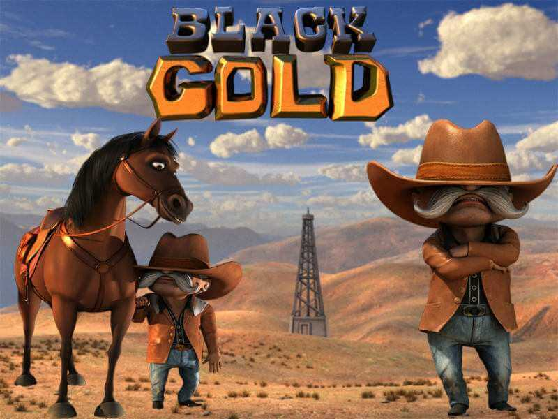 Black Gold Slot by Betsoft Gaming Explained
