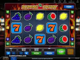 Burning Cherry HD Slots Online Review for Beginners