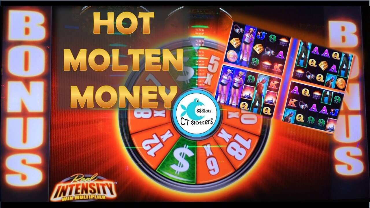 Hot Molten Money Slots Introduced to Online Casino Players