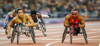 Paralympic Games Parallel to the Olympic Games