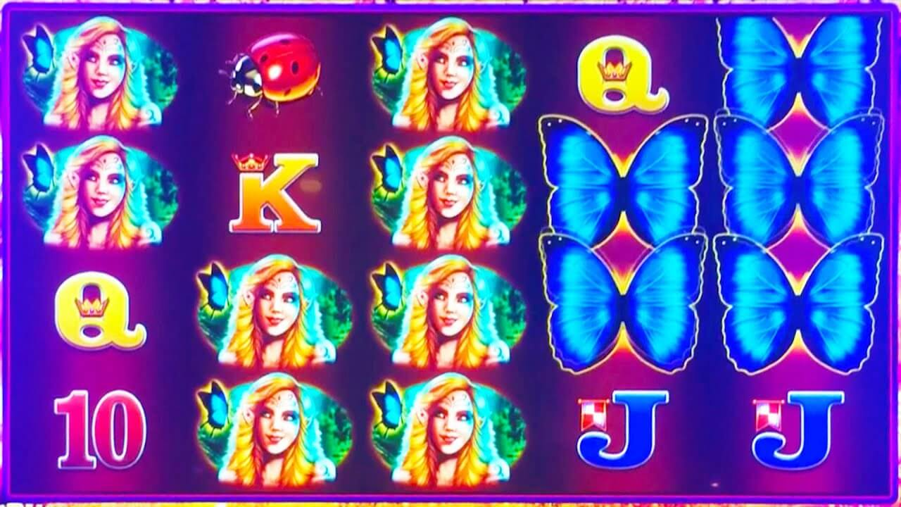 A Glance at Exotic Butterfly Slot Game Released by WMS
