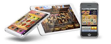 Mobile online slots games