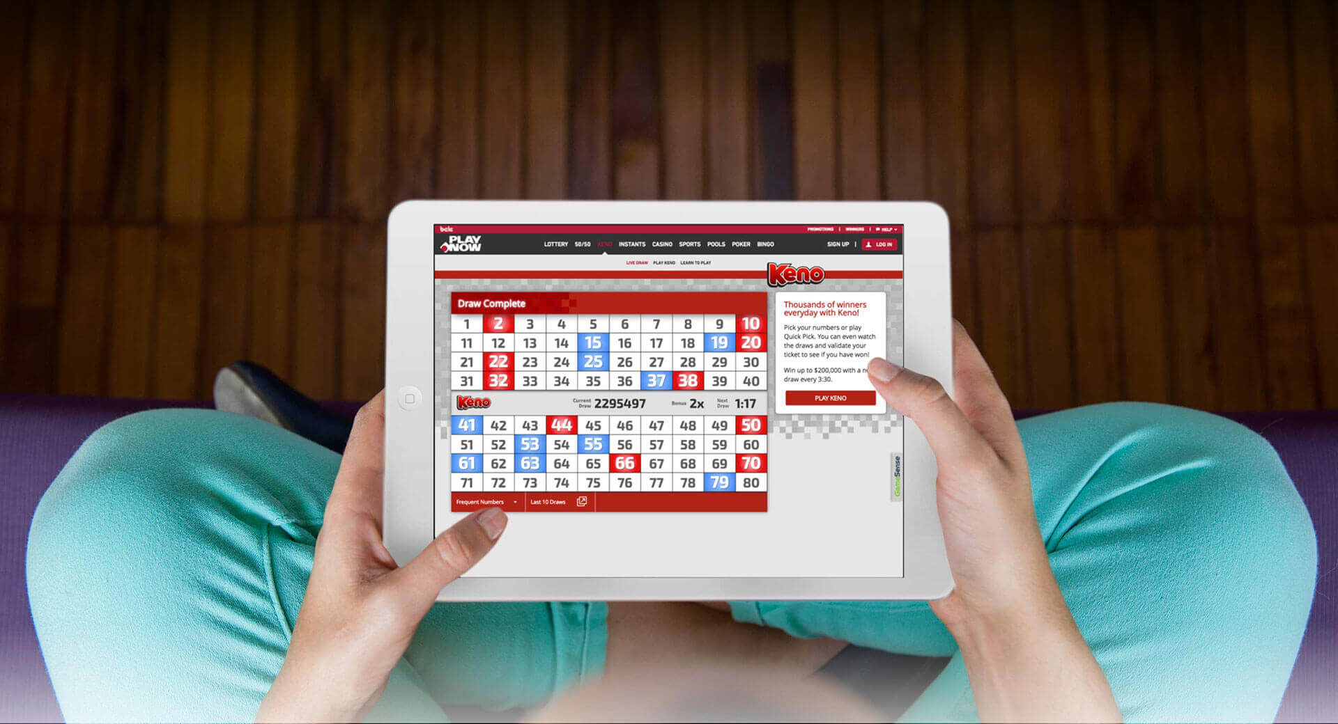 What You Need to Know Before Playing Keno at Online Casinos