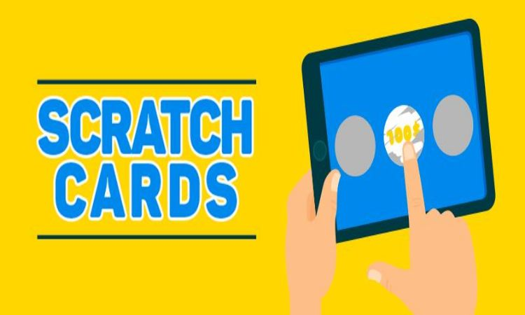 All About Online Scratch Card Games