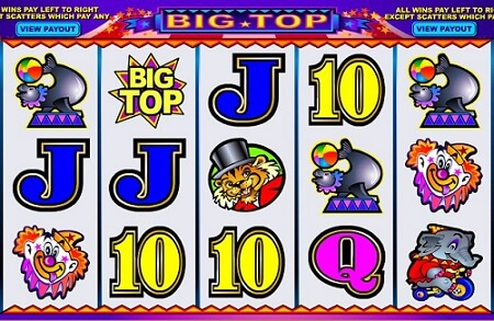 Take a Look at Big Top Slots Review